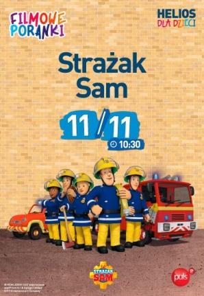 Filmowe Poranki: Strażak Sam cz. 7