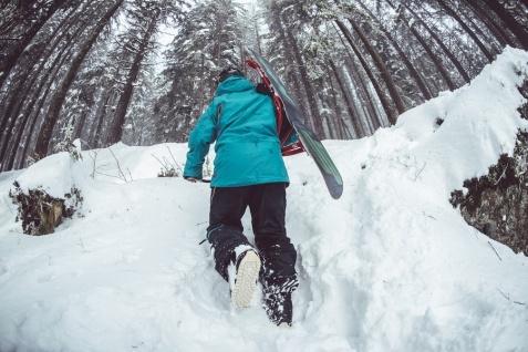 Zakup spodni narciarskich