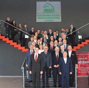 Pierwsze spotkanie Rady Związku Publicznych Uczelni Zawodowych