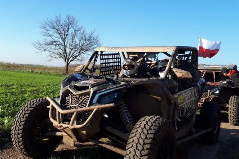 Kamena Rally Team. Rajdowcy zakończyli sezon na Węgrzech