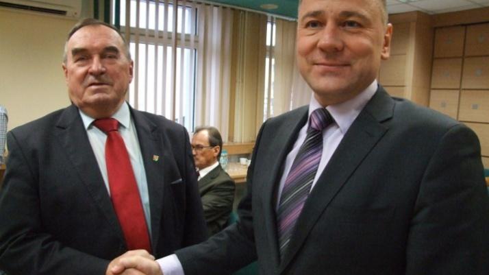 Radni powiatowi wybrali starostę. Stanisław Bielik po raz czwarty