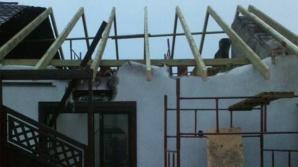 Odbudowują dom po pożarze. Potrzebne materiały budowlane!