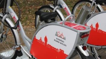 Konin. Miejski rower kończy sezon. Wypożyczalnia wróci w marcu