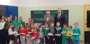 Zielona klasa otwarta w Jaroszewicach. Kolejna jeszcze w tym roku
