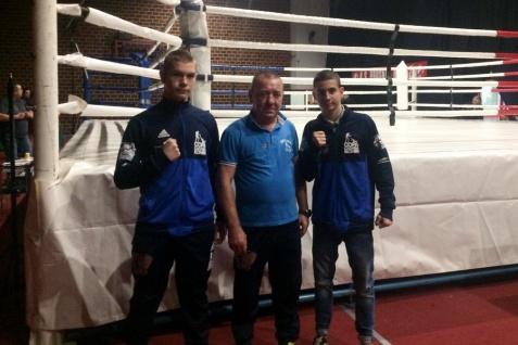 Pięściarz Copacabany Konin zwyciężył na turnieju w Kaliszu