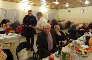 Golina. Policjanci o bezpieczeństwie na spotkaniu z seniorami