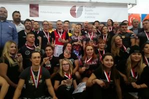 Brązowe medale dla Zagłębia-Relax Konin w lidze wyciskania