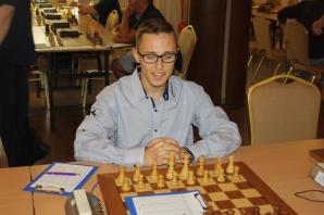 Szachiści UKS Smecz Konin zagrali na mistrzostwach Europy