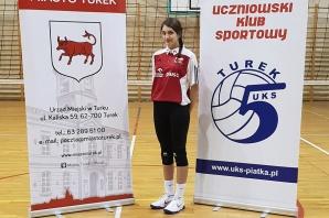 Turek. Siatkarka Piątki powołana do reprezentacji Polski U-14