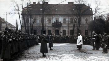 Listopad 1918 r. w Koninie: Ziemianie mogli wywołać rewolucję