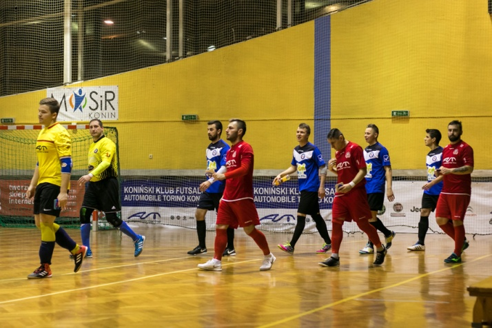 Rozbili osłabiony BestDrive Futsal Piła i awansowali na podium