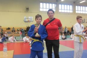 Z ostatniego turnieju w tym roku judocy wrócili z dwoma medalami