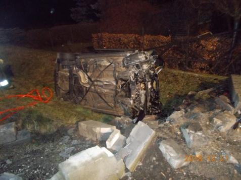 Śmiertelny wypadek w Genowefie. Zginął 33-letni mieszkaniec Koła