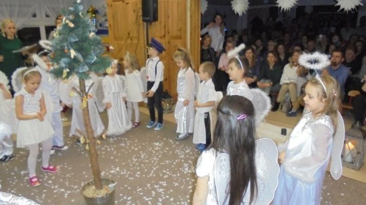 """Konin. Świąteczne przedszkolaki, czyli spotkanie w """"Bolku i Lolku"""""""