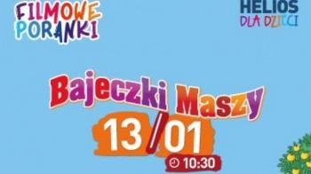 Filmowe Poranki: Bajeczki Maszy, cz. 2