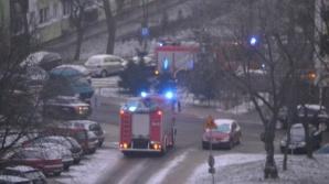 Wyciek gazu w jednym z mieszkań na piątym osiedlu w Koninie