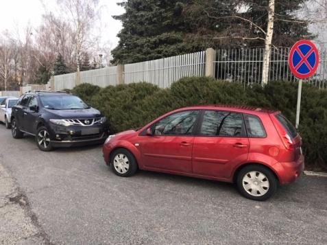 Kto ma egzekwować parkowanie przy Straży Miejskiej?