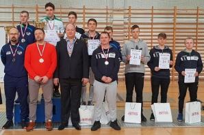 Glanc i drużyna kobiet na podium Mistrzostw Polski Juniorów