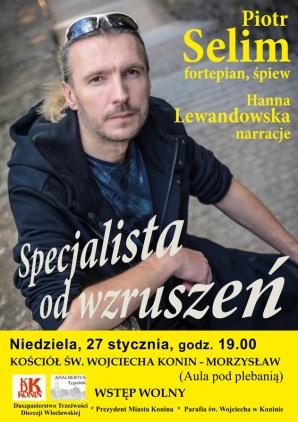 """""""Specjalista od wzruszeń"""" w św. Wojciechu"""
