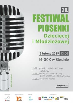 38. Festiwal Piosenki Dziecięcej i Młodzieżowej