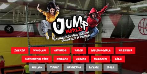 JumpWorld w Koninie? To możliwe...
