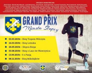 Grand Prix Słupcy. Będzie sześć biegów od marca do grudnia