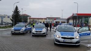 Policja, kilkoro uczestników, ale zabrakło organizatorów marszu