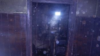 Pożar w miejscowości Dziwie. Spłonęło wyposażenie kotłowni