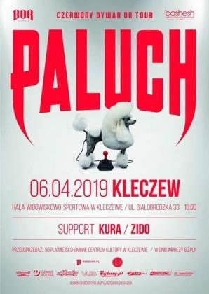 Koncert Palucha w Kleczewie
