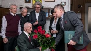Najstarszy mieszkaniec Konina. Roman Janicki skończył 103 lata!