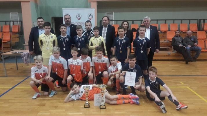 Akademia Reissa Konin zdominowała turniej trampkarzy w Turku
