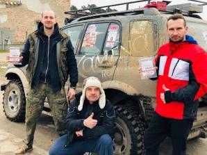 Kamena Rally Team. Pierwszy start w tym sezonie za nimi