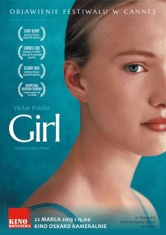 Girl - kino konesera