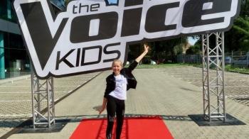 """Wiktoria Skowron z Żychlina w bitwach """"The Voice Kids"""""""