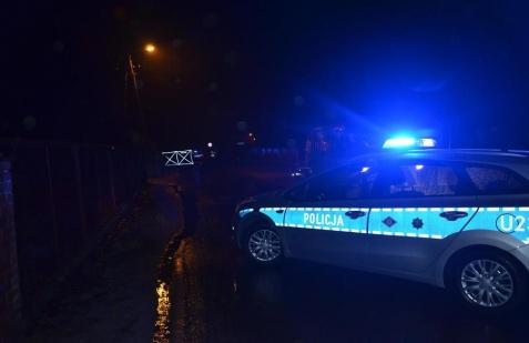 Konin. Śmiertelny wypadek na ul. Rudzickiej. Zginął 43-letni pieszy