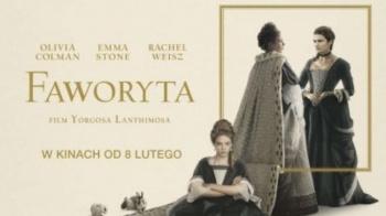 Kino Konesera: Faworyta / napisy