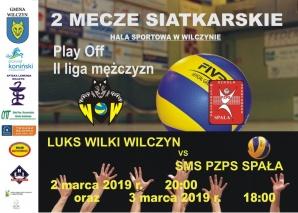 Sportowy weekend: siatkarskie play-offy, 1/4 finału PP OZPN