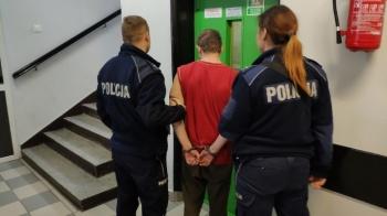 Policjanci z Tuliszkowa zatrzymali złodzieja kasy fiskalnej
