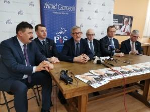Poseł z Turku będzie na wielkopolskiej liście PiS do europarlamentu