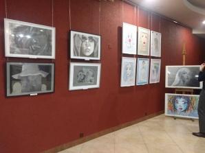 """Konin.""""Kobiety"""" w Strefie K. Imponująca wystawa z  Atelier KreDKa"""