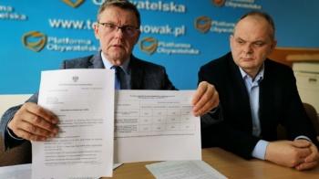 Konin. Poseł Tomasz Nowak popiera planowany strajk nauczycieli
