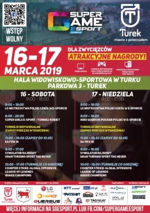 Sportowy weekend: E-sport w Turku, siatkówka w Rzgowie