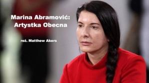Kino Konesera-Marina Abramović: artystka obecna