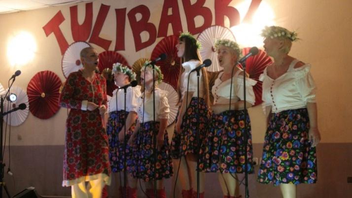 TuliBabki, czyli śpiewające babki z gminy Tuliszków na tournée