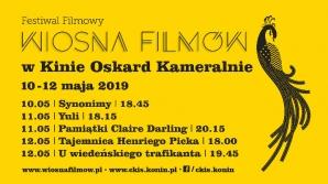 Wiosna Filmów w kinie Oskard Kameralnie - Pamiątki Claire Darling