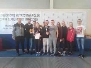 Dominacja KKSz na mistrzostwach. Złoto Matuszak i Godlewskiego!