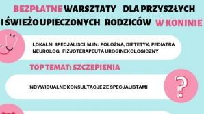Świadoma mama w Koninie. Bezpłatne warsztaty dla kobiet w ciąży