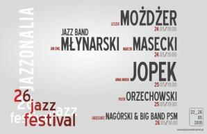 26. Jazz Festival JAZZONALIA 2019