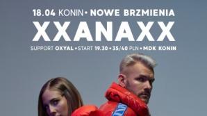 NOWE BRZMIENIA 2019: Xxanaxx
