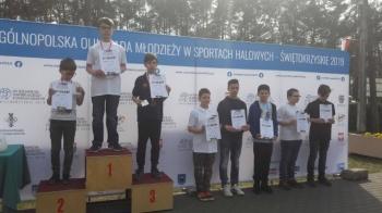 OOM: Klimkowski pojedzie na mistrzostwa świata lub Europy!